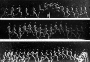 Décomposition photographique du mouvement par Étienne jules marey
